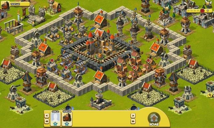 War of Mercenaries reúne milhares de jogadores em combates incríveis (Foto: Divulgação)