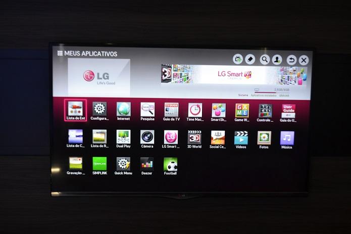 Esta tela mostra seus apps (Foto: Thiago Barros/TechTudo)