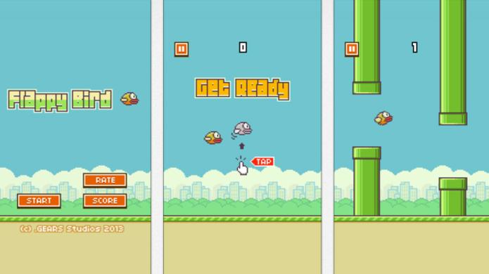 O jogo é bastante simples mas ainda assim parece viciar muitos usuários (Foto: TechCrunch)