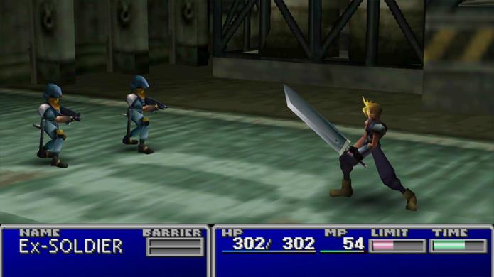 Jogue novamente clássicos como Final Fantasy 7 com leves melhorias (Foto: officialplaystationmagazine.co.uk/)