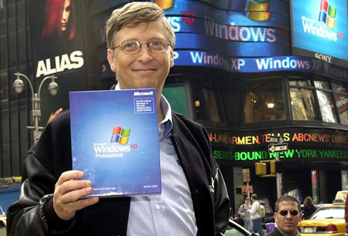 Windows XP ainda cresce no mundo, contra a vontade da Microsoft (Foto: Reprodução/Biography.com)
