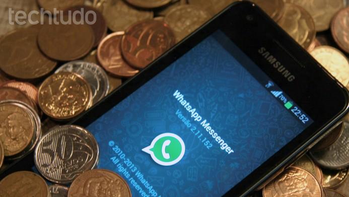 Vendido para o Facebook por US$ 19 bilhões, 45% das ações da empresa do WhatsApp ainda são de Jan Koum (Foto: Reprodução/ TechTudo)
