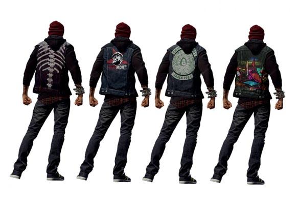 InFamous Second Son: como mudar as roupas de Delsin (Foto: Divulgação)