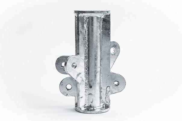 Impressora 3D da Arup será capaz de criar partes metálicas de grandes construções (Foto: Divulgação/Arup)