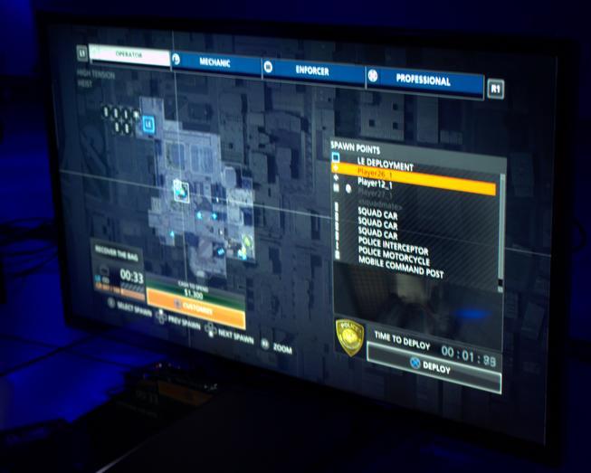 O mapa mostra aos jogadores onde há movimentação (Imagem: Monique Mansur/TechTudo)