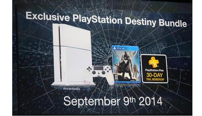 PS4 branco estará em bundle do Destiny (Foto: Reprodução/YouTube)