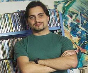 O desenhista Tiago Fernandes aposta na privacidade para se manter no VK (Foto: Arquivo pessoal)