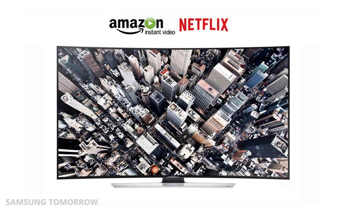 Samsung vai começar a oferecer conteúdo 4K da Amazon e Netlifx em breve (Foto: Divulgação)