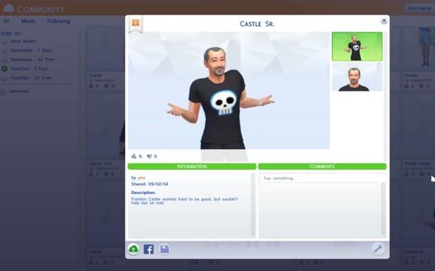 Aí é só escolher o personagem que deseja usar (Foto: Reprodução/Youtube)