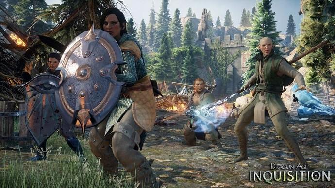 Dragon Age vai exigir muita exploração por parte dos jogadores (Foto: Divulgação)