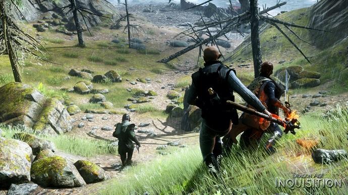 Explore todos os ambientes do jogo sem medo (Foto: Divulgação)