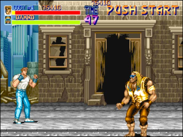 Final Fight (Foto: Reprodução)