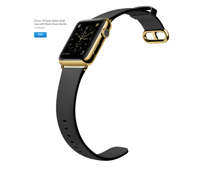 Este modelo custa nada menos do que US$ 15 mil (Foto: Divulgação)