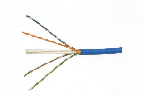 Fios são agrupados em pares (Foto: Divulgação / BM Conectividade)