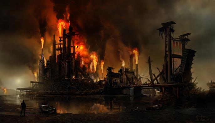 Mad Max: confira as novas imagens do game (Foto: Divulgação)