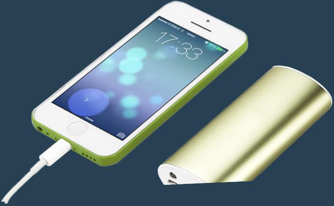 Power Bank permite carregar a bateria do smartphone em qualquer lugar (Foto: Divulgação/Power Bank)