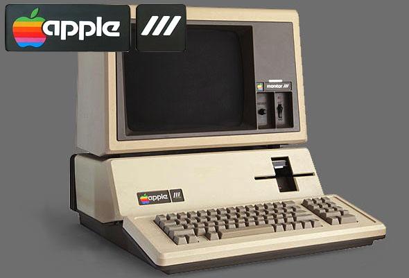 Apple III era para ser o sucessor do modelo de sucesso Apple II, mas não foi exatamente o que aconteceu (Reprodução/ Gabriella Fiszman)