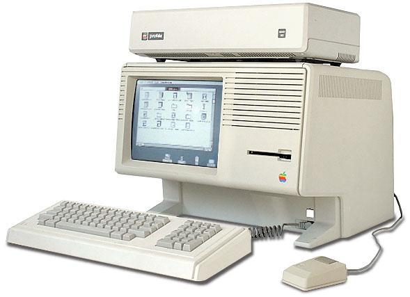 Apple Lisa recebeu este nome em homenagem a filha do Steve Jobs (Divulgação)