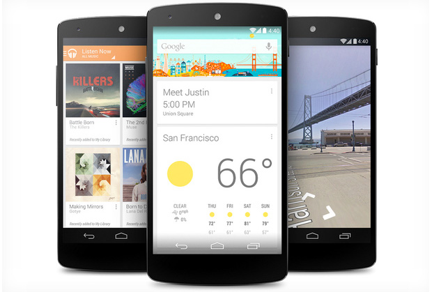 Android KitKat continua um bom sistema, mas começa a ficar defasado (Foto: Divulgação/Google)