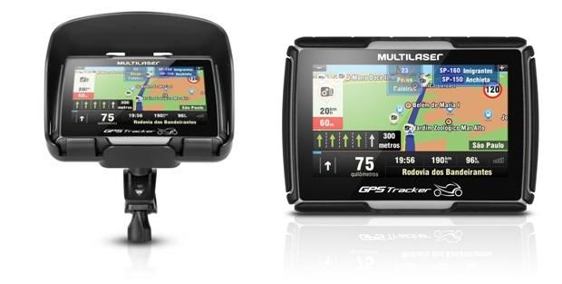 GPS começaram a ser substituídos pelo celular, mas será que eles perderam a vez mesmo? (Foto: Divulgação/Multilaser)