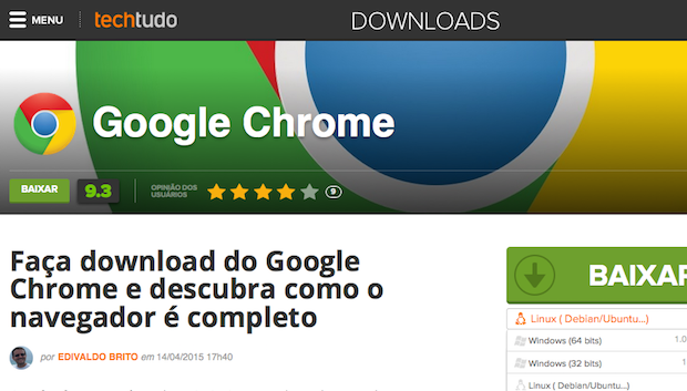 Fazer o download do Google Drive