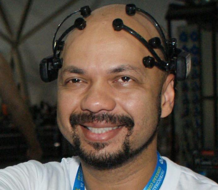Alessandro de Oliveira trabalha com biometria livre. (Foto: Divulgação/CPBR)