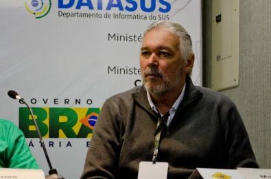 Marcos Mazini, do SERPRO (Foto: Giordano Tronco/TechTudo)