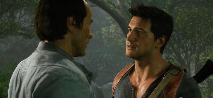 Drake e seu irmão Sam serão rivais no jogo (Foto: Divulgação/Naughty Dog)