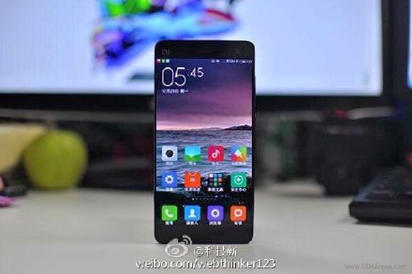 Mi 5 deve trazer configurações de última geração e novo design, segundo imagem vazada (Foto: Repprodução/Weibo.com)