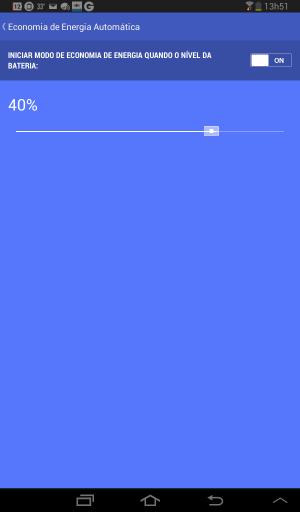 App dá flexibilidade para reduzir