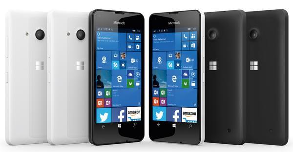 Lumia 550 teve imagens divulgadas, mas lançamento ainda é incerto (Foto: Reprodução/EvLeaks)