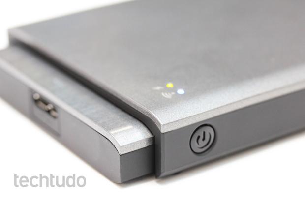 Com o Li-Fi, você poderia transferir 18 arquivos de 1,5 GB em apenas um segundo na sua rede doméstica (Foto: Pedro Cardoso/TechTudo)