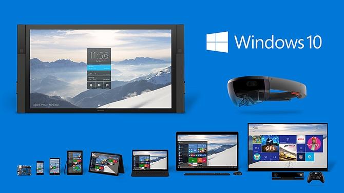 Windows 10 chegou a diversos produtos em 2015 e diversificou a atuação da Microsoft (Foto: Divulgação/Microsoft)
