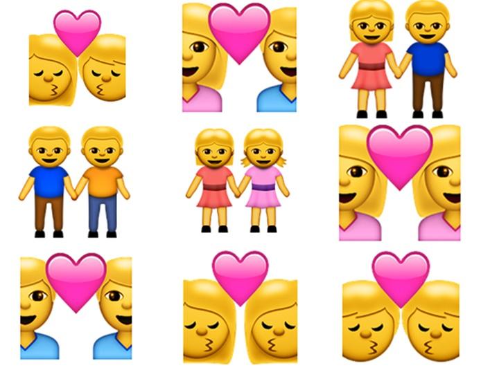 Imagens de relacionamentos (Foto: Felipe Alencar/TechTudo)