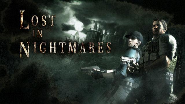 Lost in Nightmares é história extra de Resident Evil 5: Gold Edition (Divulgação/Capcom)