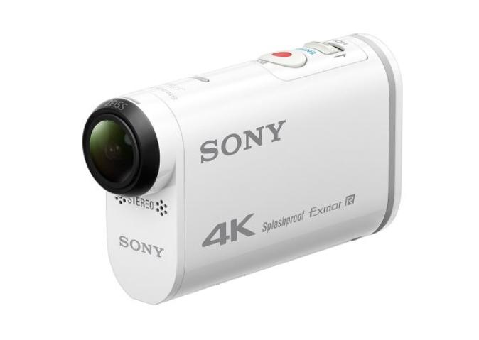 Sony Action Cam 4K FDR-X1000V (Foto: Divulgação/Sony)