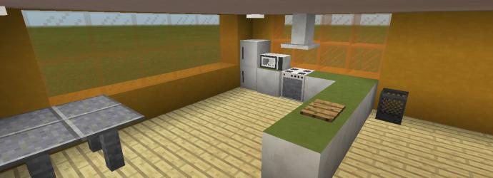 Tenha mais blocos de decoração em Minecraft Pocket Edition (Foto: Reprodução/MCPEHUB)