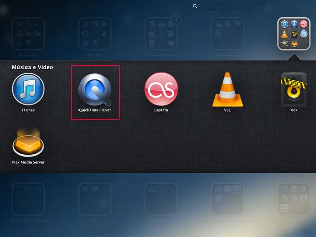 Como ativar o modo loop para vídeos no Quicktime do Mac OS (Foto: Reprodução/Marvin Costa)