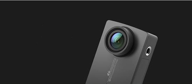 Câmera Xiaomi Yi 2 grava em 4K com 30 fps (Reprodução/Facebook/YiCamera)