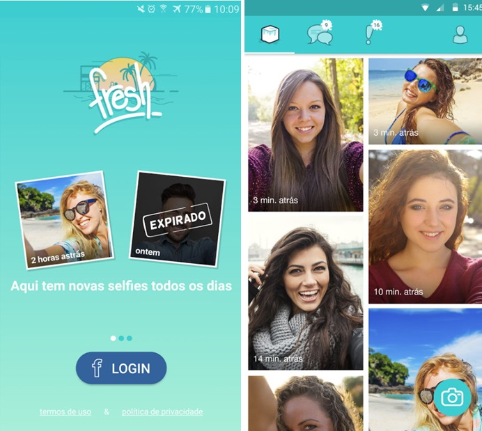 Fresh é o novo app de paquera a chegar no Brasil (Foto: Divulgação/Google Play)
