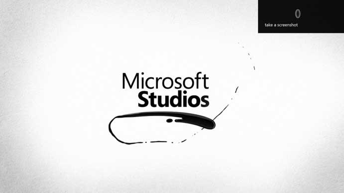 É possível fazer screenshots, abrir jogos e muito mais no Xbox One (Foto: Reprodução/Murilo Molina)