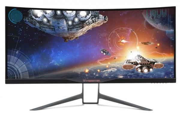 Existem monitores gamers com resolução superior ao Full HD (Foto: Divulgação/Acer)