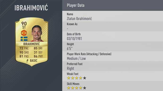 Nova estrela do United brilha em Fifa 17 (Foto: Divulgação/EA Sports)