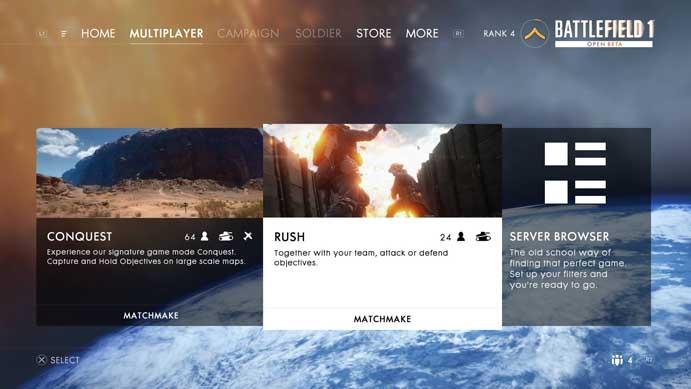 Battlefield 1: confira dicas e aprenda a jogar o modo Investida do FPS (Foto: Reprodução/Murilo Molina)