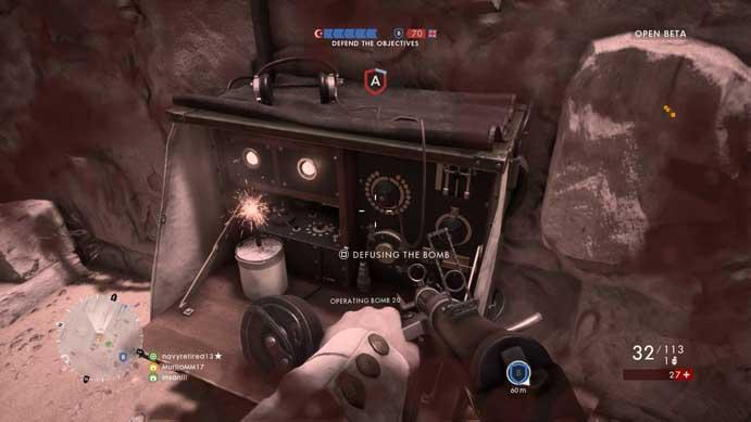 Defenda os pontos e chame reforços em Battlefield 1 (Foto: Reprodução/Murilo Molina)