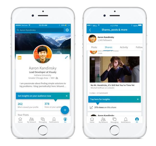 LinkedIn agora tem seu próprio Analytics (Foto: Divulgação/LinkedIn)