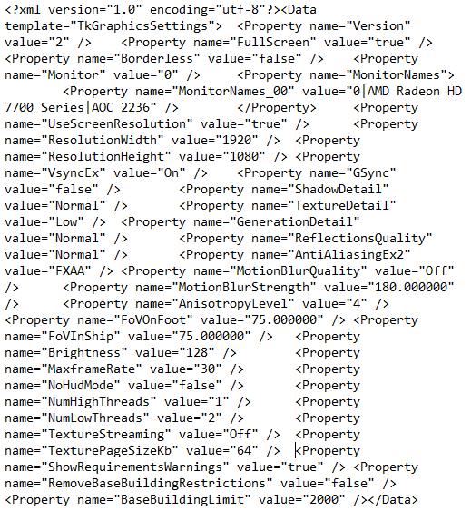 Lista com códigos que você deve alterar (Foto: Reprodução/André Mello)