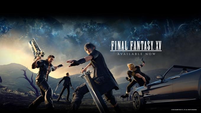 Final Fantasy 15 vai melhorar seu capítulo da história (Foto: Divulgação/Square Enix)