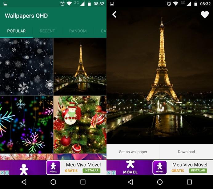 Tenha imagens na resolução Quad HD em seu smartphone (Foto: Felipe Alencar/TechTudo)