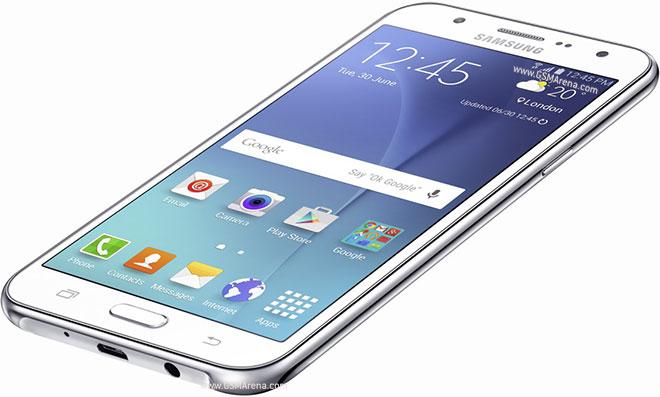Detalhes do Galaxy J5 (Foto: Divulgação/Samsung)